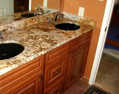 Digital Art Gallery granite bathroom countertops Google Search
