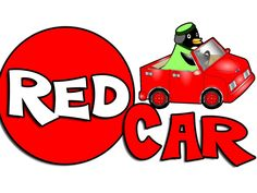 """Red Car Song"" - Learn Colors in English, Learning Colours for Children Babies Toddlers Preschoolers"