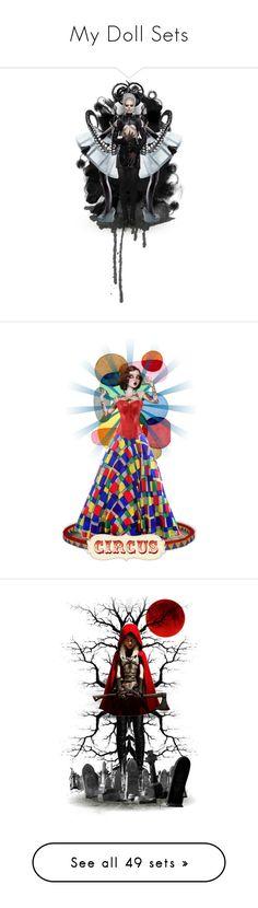 """My Doll Sets"" by xxxblackrainbowxxx ❤ liked on Polyvore featuring art, Jonathan Aston, Calvin Klein, Vero Moda, Kenneth Cole, Victoria's Secret, Prada, ASOS, Marc B and Tory Burch"