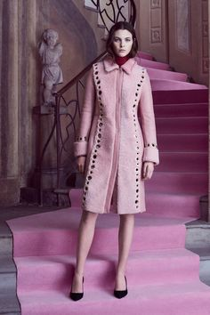 Blumarine Pre-Fall 2016 Fashion Show http://www.vogue.com/fashion-shows/pre-fall-2016/blumarine/slideshow/collection#3 http://www.theclosetfeminist.ca/