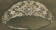 The Royal Order of Sartorial Splendor: Tiara Thursday: The Nizam of Hyderabad Tiara