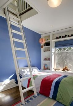 Attic Playroom Design Ideas, Pictures, Remodel, and Decor - page 6