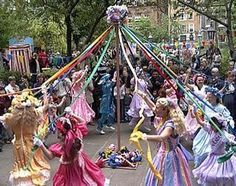 Image result for maypole