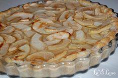 Tarta cu mere, de post - LaLena.ro