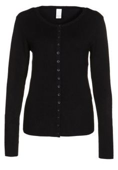 ROB - Strikjakke /Cardigans - black