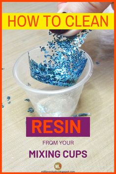 Diy Resin Projects, Diy Home Decor Projects, Resin Crafts, Diy Crafts, Acrylic Resin, Uv Resin, Resin Art, Resin Tutorial, General Crafts
