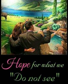 Hebrews Faith is the assured expectation of what is hoped for, the evident demonstration of realities that are not seen. Sierra Leone, Jehovah Paradise, Jehovah S Witnesses, Jehovah Witness, What Is Hope, Paradise Pictures, Spiritual Encouragement, Eyes On The Prize, Spiritual Thoughts
