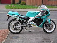 1990 Yamaha TZR 250 3MA