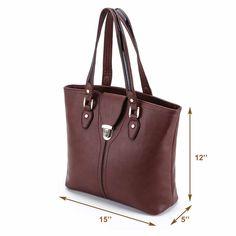Classic Satchel Crossbody Hobo Bag
