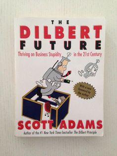 The Dilbert Future Scott Adams Scott Adams, New York Times, Book Worms, Best Sellers, Literature, Author, Future, Literatura
