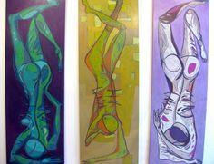 Tres Figuras by Gladys Abitante