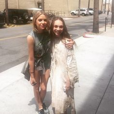 Behind the Scenes: Maddie Ziegler Shares Photos from the Pretty Little Liars Set!