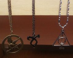 Necklaces :3