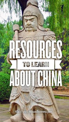FREE Online and book resources to learn about China. China is a country that children need to know for a lot of reasons.