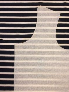 Top Ten Tips for Sewing with Stripes by Clipped Curves