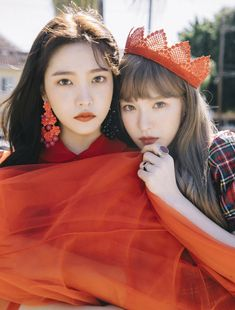 Red Velvet Cute K-pop Korean Idol Fashion for Spring and Summer Red Velvet Seulgi K-pop South Korean Girl Group Idols #kpop #korean #seoul #korea #idol #music