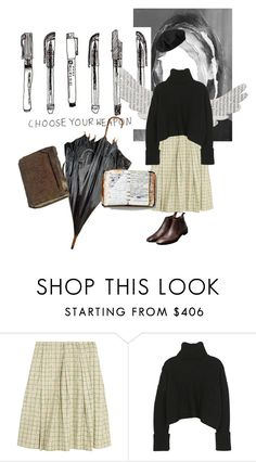 """""""a phantom script"""" by viventlespeuples ❤ liked on Polyvore featuring Marni, Paul Smith, Peek and Betmar"""
