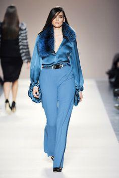 SHUT IT DOWN! - Elena Miro plus size fashion week designs