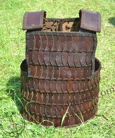 Leather Lamellar Armour