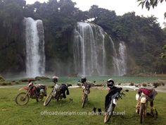 Off-road Motorcycle Tour Of Northeast | Offroad Vietnam