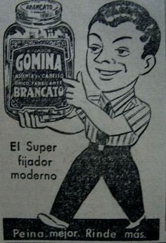 """La publicidad de la """"Brancato""""... parece que la usaban por kilo"""