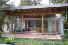 west coast modern homes - Google Search