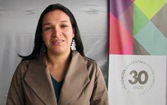 Dra. Angélica Alarcón, Directora de la Especialización y de la Maestría en Psicología Clínica.