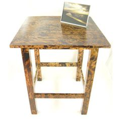 Mango Wood End Table (Thailand)  Rating 3.7  |  10 reviews  |  Write a review Today $99.99 Item #: 10718194