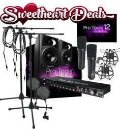 Software Fast Color Mikro Punctual M-audio Vocal Studio Pro M-track Audio Interface Kopfhörer