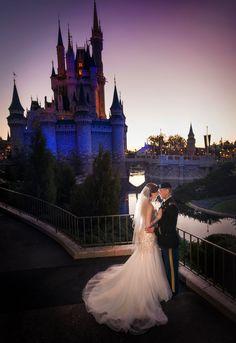 No matter the angle, Cinderella Castle is always gorgeous! Photo: Ali, Disney Fine Art Photography