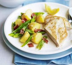 A delicious low-fat dish in just 30 minutes, perfect if friends drop by midweek