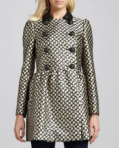 RED Valentino Coat: 75% in NM After Christmas Sale. Someone please buy this beauty and wear it for me. #outofxmascash