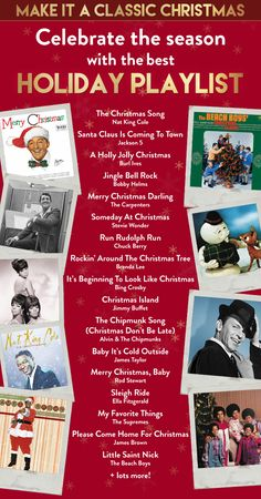Make it a classic Christmas! Celebrate the season with the best holiday playlist on Spotify http://open.spotify.com/user/universal.fm/playlist/7iMyUkmPe7epyb8J1mqT9y  #ChristmasClassics