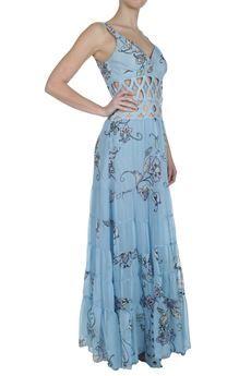 #Dondup Abito Aylen in seta #dress #donna #moda #fashion