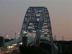 Sagamore Bridge in Mass. to the cape -  ...my car went into a coma once on the middle of this bridge