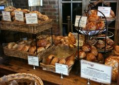 La Farm Bakery in Cary, NC, and Lionel Vatinet