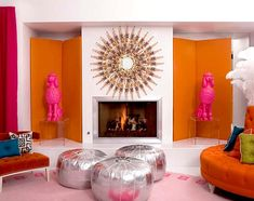 ArtSea Chic: Cottages and Homes: House of Ruth Handler