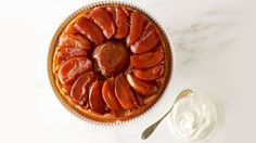 Make Martha Stewart's recipe for apple tarte tatin from the Tarts and Tartlets episode of Martha Bakes on PBS Food.