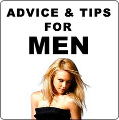 advice and tips for men http://datingdr.com