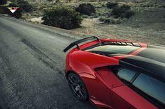 Vorsteiner Releases Lamborghini Huracan Verona Edizione