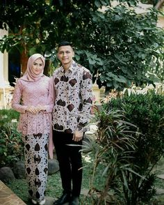 New Dress Hijab Formal Modest Clothing Ideas Kebaya Lace, Kebaya Hijab, Kebaya Dress, Batik Kebaya, Kebaya Muslim, Kebaya Brokat, Batik Dress, Hijab Dress, Couple Outfits