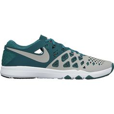 Men's Nike Green Philadelphia Eagles Train Speed 4 NFL Kickoff Collection Shoes