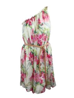 Elizabeth And James Womens Raquel Floral Dress « Clothing Adds for your desire