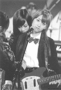 Acchan & Takamina #AKB48