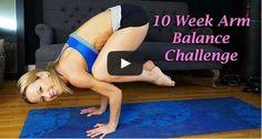 10 Week Arm Balance...