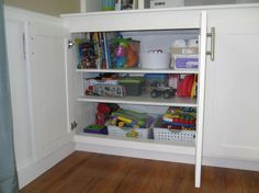 Ealing Toy Storage Cabinets Design Ideas Solutions