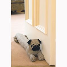 Pug Draught Excluder