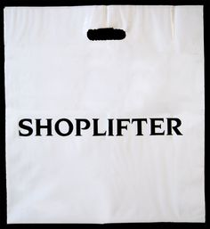 the smiths - shoplifter of the world unite plastic bag