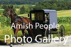 Amish Recipe Box Picture Gallery
