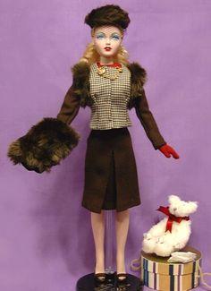 Gene Goodbye New York Outfit 1995 by Doug James Circa 1941 Original Price $29.95